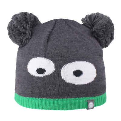 Baby Kids Beanies 100% Pure Cotton Soft Girls Boys Warm Winter Knitted Cap Hat 2