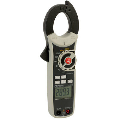 Voltcraft VC-530 Clip on Ammeter