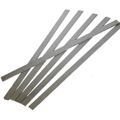 YG8 Solid Cemented Carbide Tungsten Steel Square Bar Rods Strip L: 10/20Cm UK