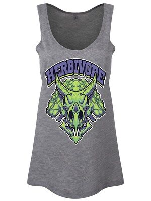 Herbivore Women's Grey Floaty Vest