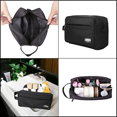 db25a1a1a80b Toiletry Bag Water resistant Travel Shaving Dopp Kit for Men perfect for  hanging