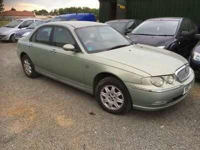 Rover 75 2.0 V6 auto Club 4 door saloon , drives well , As traded in, MOT 10/18