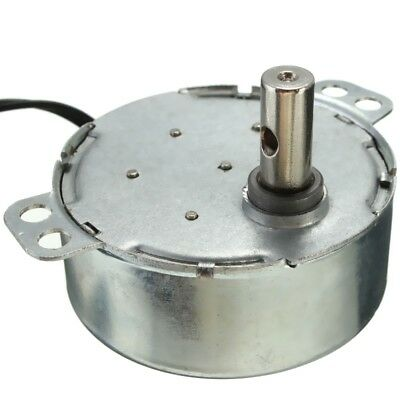 8-10 RPM Turntable Synchronous Motor For Microwave Oven AC 220-240V 4W CCW/CW