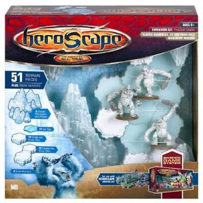 WOTC HeroScape Thaelenk Tundra Expansion Set Box VG