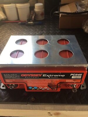 Odyssey Extreme Racing 20 Lightweight Battery - PC545 With Aluminum Bracket