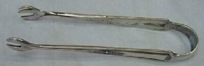 """Seville By Towle Sterling Silver Sugar Tong 4 3/8"""""""