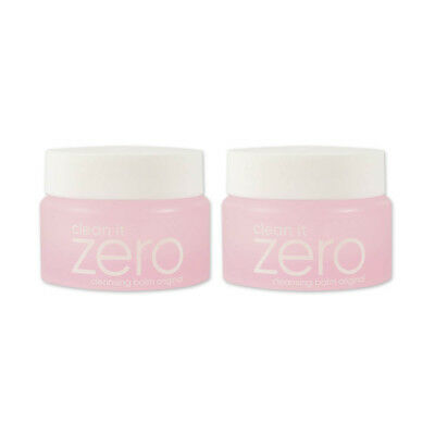[Sample] [Banila Co] Clean It Zero Cleansing Balm Original  x 2PCS