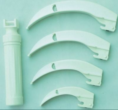 Cross Canada 16-017 Disposable Macintosh Laryngoscope Set - Sterilized Packs