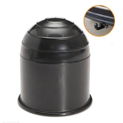 Car Vehicle 50mm Tow Ball Cover Cap Towing Hitch Caravan Trailer Towball Protect