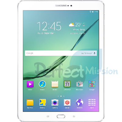 "NEW SAMSUNG GALAXY TAB S2 (2016) 9.7"" Wi-Fi T813 WHITE 32 GB    WARRANTY"
