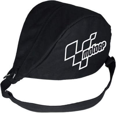 Motorcycle Motogp Messenger Helmet Bag Black Official Moto Gp Bag