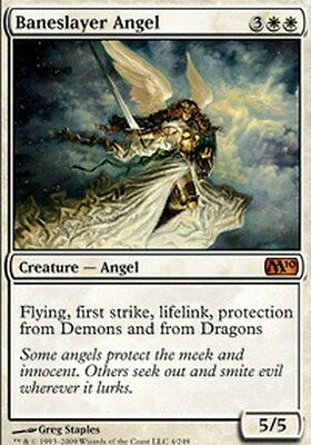 Ange pourfendeur - Baneslayer angel - Mtg magic -