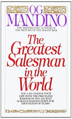 The greatest salesman in the world mandino og new paperback mandino og the greatest salesman in the world uk import book new fandeluxe Choice Image