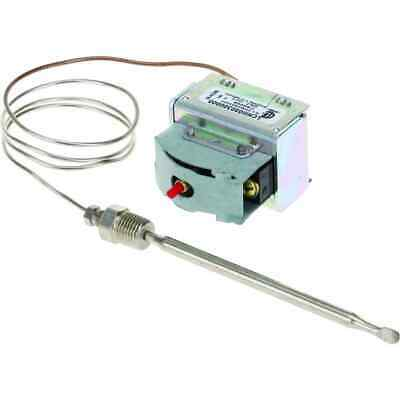 Catering Parts Uk Part Number Ts37 Universal Fryer High Limit Safety Thermostat