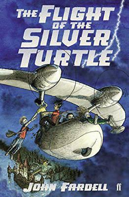 The Flight of the Silver Turtle by John Fardell | Paperback Book | 9780571226917