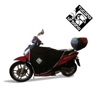 Tablier Couvre Jambes Tucano Urbano Termoscud R152 Pour Peugeot Geopolis