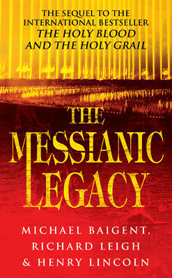 The Messianic Legacy, Henry Lincoln
