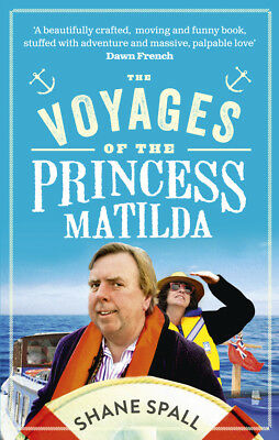 The Voyages of the Princess Matilda, Shane Spall