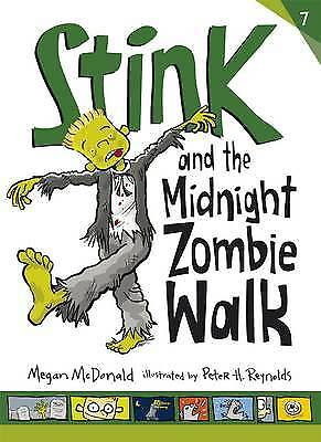 Stink and the Midnight Zombie Walk, Megan McDonald