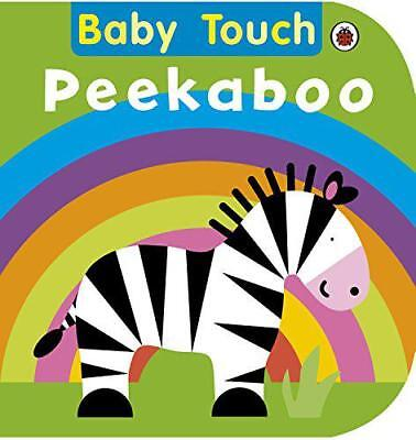 Baby Touch: Peekaboo by Ladybird | Board book Book | 9781409300496 | NEW