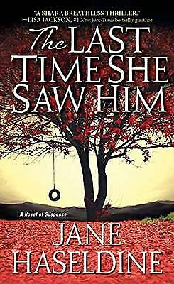 The Last Time She Saw Him, Jane Haseldine