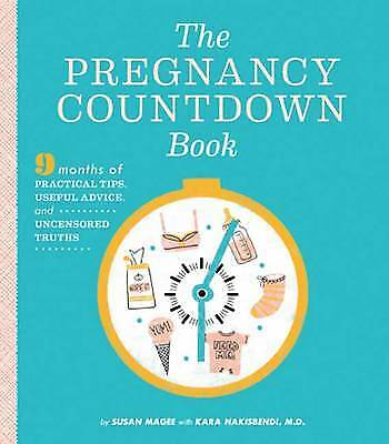 The Pregnancy Countdown Book, Susan Magee