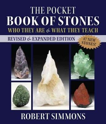 The Pocket Book Of Stones, Revised Edition, Simmons, Robert