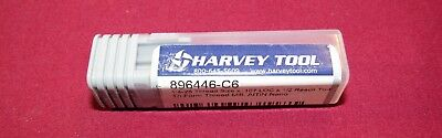 Harvey Tool  Solid Carbide Thread Mill 1/4 x 28 TiALN-nano coated