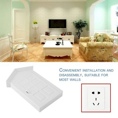 Creative House Shape Children Kid Safety Guard Protective Socket Plugs Cover U1