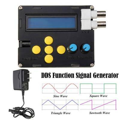 DDS FUNCTION SIGNAL Generator Square Sawtooth Triangle Wave +CASE +