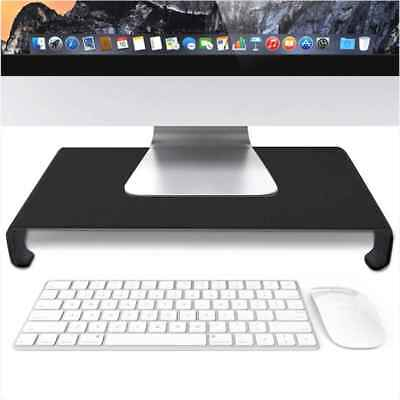 SENZANS Multifunctional Small Desktop Laptop Monitor Holder Space Bar Desk Riser