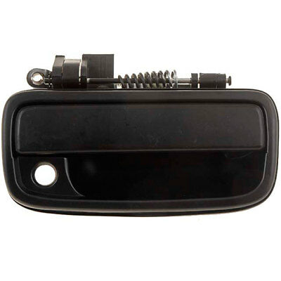 Front Right Passenger Side Black Exterior Door Handle for 1995-04 Toyota Tacoma