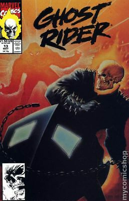 Ghost Rider (2nd Series) #13 1991 FN Stock Image