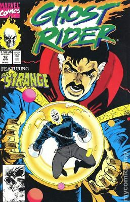 Ghost Rider (2nd Series) #12 1991 FN Stock Image