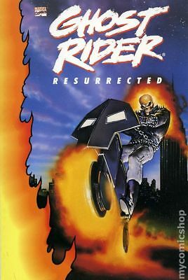 Ghost Rider Resurrected TPB (Marvel) #1-1ST 1991 VF Stock Image