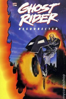 Ghost Rider Resurrected TPB (Marvel) #1-REP 1991 NM Stock Image