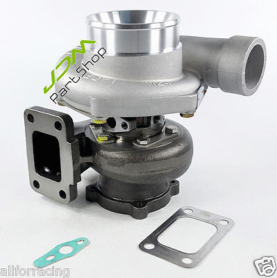 4 inch inlet GT35 GT3582 Turbocharger T3 Flange 4 Bolt A/R.70 A/R.82 500+HP