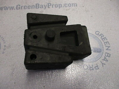 0387783 New Evinrude Johnson Outboard Lower Rubber Motor Mount