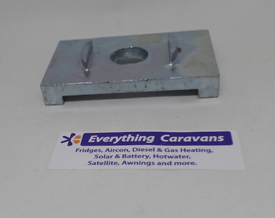 Alko AKS Towball Retention Plate for European vans with Alko hitch