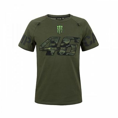 VR46 Official Valentino Rossi Monster Camp T Shirt - MOMTS 317508
