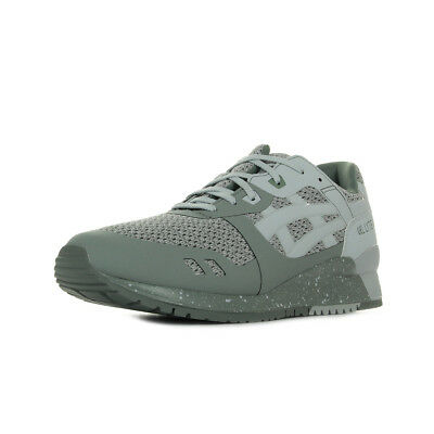 CHAUSSURES BASKETS ASICS homme Gel Lyte III NS taille Gris Grise Textile Lacets
