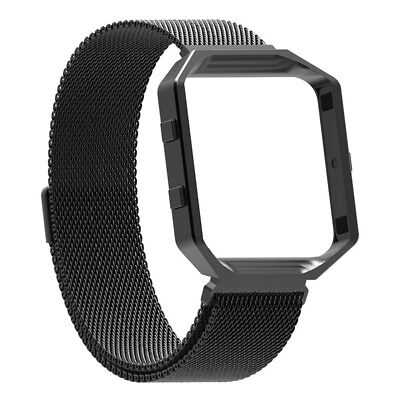 Fibit Blaze Bands with Frame, Durable and Sturdy, High-tech Surface Finish