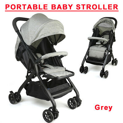 2018 Compact Lightweight Baby Stroller Travel Pram Easy Fold Carry-on Yoyo 4.9kg
