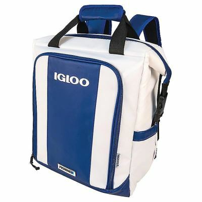 Igloo Marine Ultra Switch Cool Back Pack Camping Ice Cooler Bag