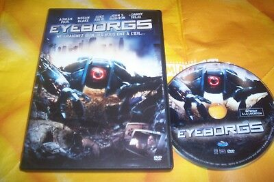 Dvd Eyeborgs Film Futuriste & Science Fiction
