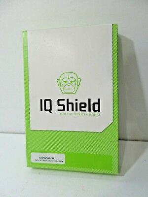 IQ Shield LiQuidSkin for Samsung Gear Fit2, 6-pk, **SEE BELOW** FREE SHIPPING!!!