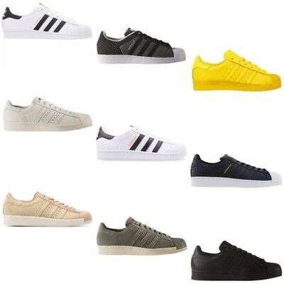 brand new d31dc 74154 adidas ORIGINALS SUPERSTAR TRAINERS ADICOLOR WEAVE WOVEN 80S SHOES SNEAKERS