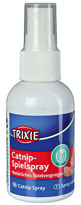 Trixie Herbal Catnip Spray 50ml or 175ml Purrrfect for Cat Toys & Scratch Posts