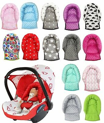 Baby head support cushion newborn support pillow NEW child car seat head hugger