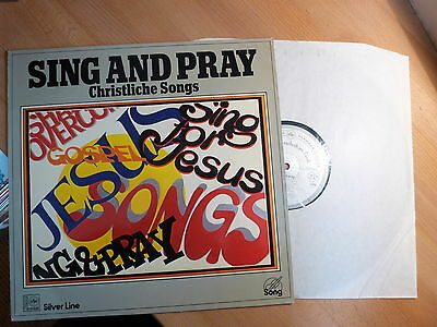 "12"" LP - Xian - Sing and Pray - Christliche Songs - HSW 2498 (14 Songs) RAR EX"